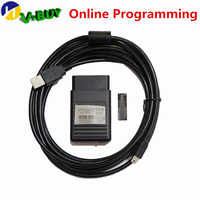 DHL Free New V17.04.27 MicroPod2 with software For Chry-sler Je-ep Dod-ge Fia-t Micro-Pod 2 Support Online Programming