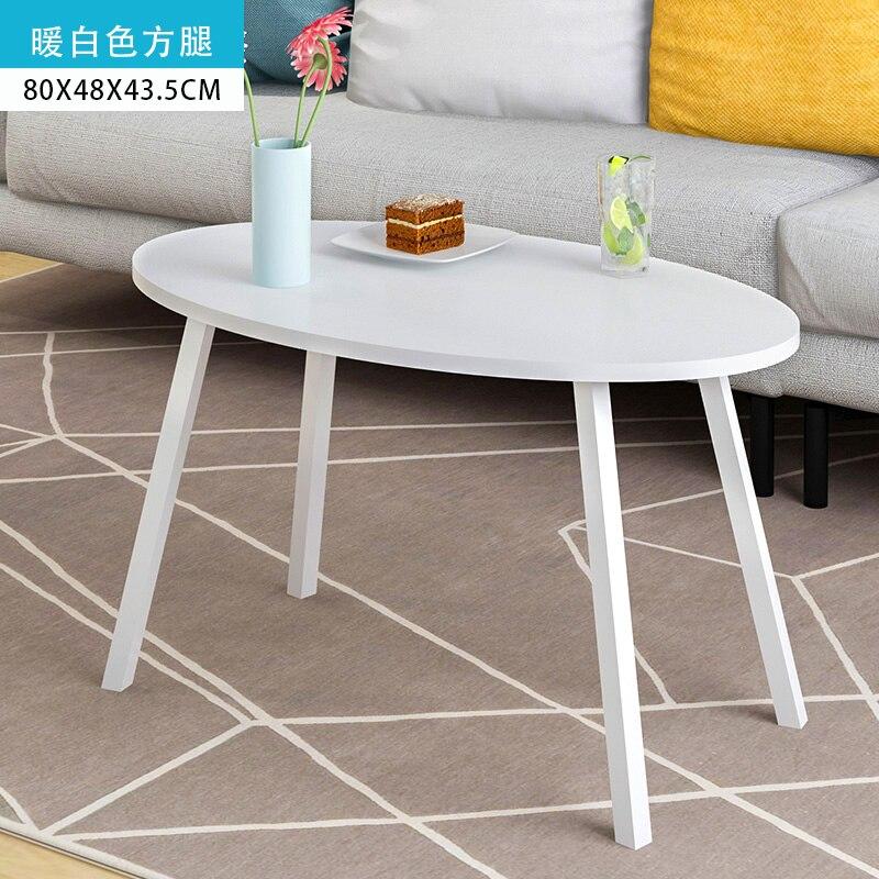 Einfache tee tisch einfache mini ecke schlafzimmer kleine runde tisch wohnzimmer tisch kreative nachttisch - 5