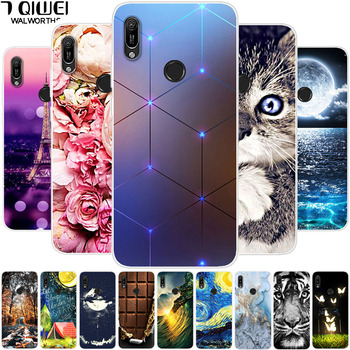 6.09'' For Huawei Y6 2019 Case Silicon Soft TPU Phone Case For Huawei Y6s 2019 Case Cover Y 6 Y5 2019 6Y Slim For Huawei Y9S image