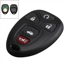 315Mhz 5 Buttons Remote  Keyless Entry Key Fob OUC60270 22936101 for Chevrolet Cadillac GMC 2007-2014 New Listing