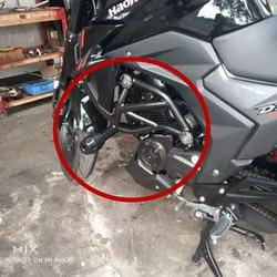 Barre de sécurité pour moto Haojue Suzuki DR160 DR160S, protection latérale de haute qualité pour moteur, pare-chocs, autoroute