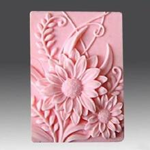 Креативные DIY сахарные ремесленные формы для выпечки тортов, силиконовые формы для помадки, формы для мыла ручной работы, инструменты для украшения тортов, кухонные гаджеты