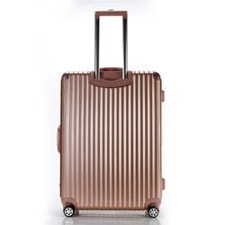 Три свободные 2019 Новый стиль посадки Чемодан чемодан на колесиках для путешествий по индивидуальному заказу чемодан на колесиках для