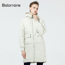 GASMAN 2019 Fashion Women 'S Down Jacket Long Warm Women 'S Jacket Open warm coat For Women Ladie 'S Clothes For winter Park
