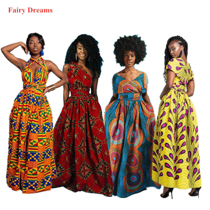 traditional summer african dresses