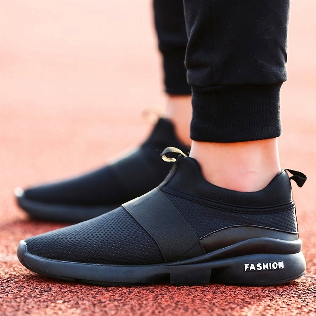 Damyuan 2019 New Fashion Men Women Flyweather Comfortable Breathable Non leather Casual Light Size 46