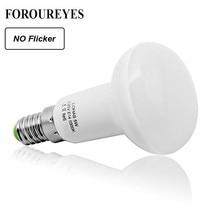 ไม่มี R39 R50 R63 R80 ร่ม LED หลอดไฟ AC 85 265V E27 E14 LED หลอดไฟ Bombillas หลอดไฟ CFL Ampoule Spotlight Lampada