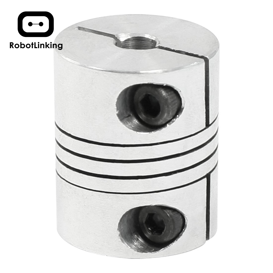 CNC Motor Shaft Coupler 5mm To 5mm Flexible Coupling 5x5mm