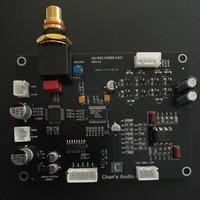 AD1852 DAC Decoder Board AK4118 IIS ausgang DAC bord-in Digital-Analog-Wandler aus Verbraucherelektronik bei