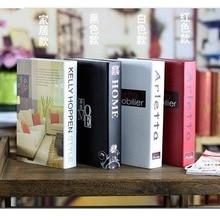 Fake Books Decorations Soft Loading Minimalist Modern Northern European-Style Library Desktop Ornaments Props