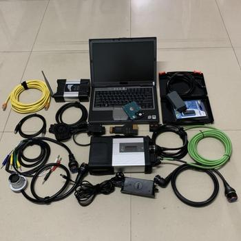 diagnostic tool mb star c5 for bmw icom next wifi vas5054a odis+laptop d630 (4g) with1tb hdd software 3in1 ready to use