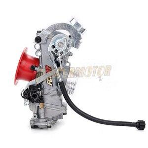 Image 5 - FCR28 31 33 35 37 39 41mm FCR Racing Carburetor FCR39 CRF Slant Side Carburettor For CRF450/650 FS450 Husqvarna450 KTM Racing