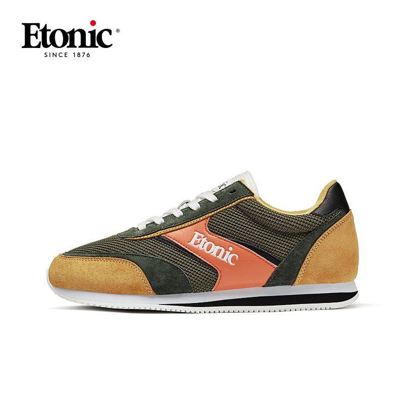 ETONIC Classic Cortez Running Shoes Men Lightweight Soft Sneakers Women Sport Shoes Athletic Gym Walking Jogging Couple Trainers