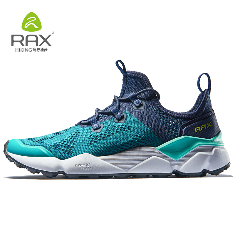 Rax Men's Running Shoes Women Breathable Jogging Shoes Men Lightweight Sneakers Men Gym Shoes Outdoor Sports Shoes Male Zapatos