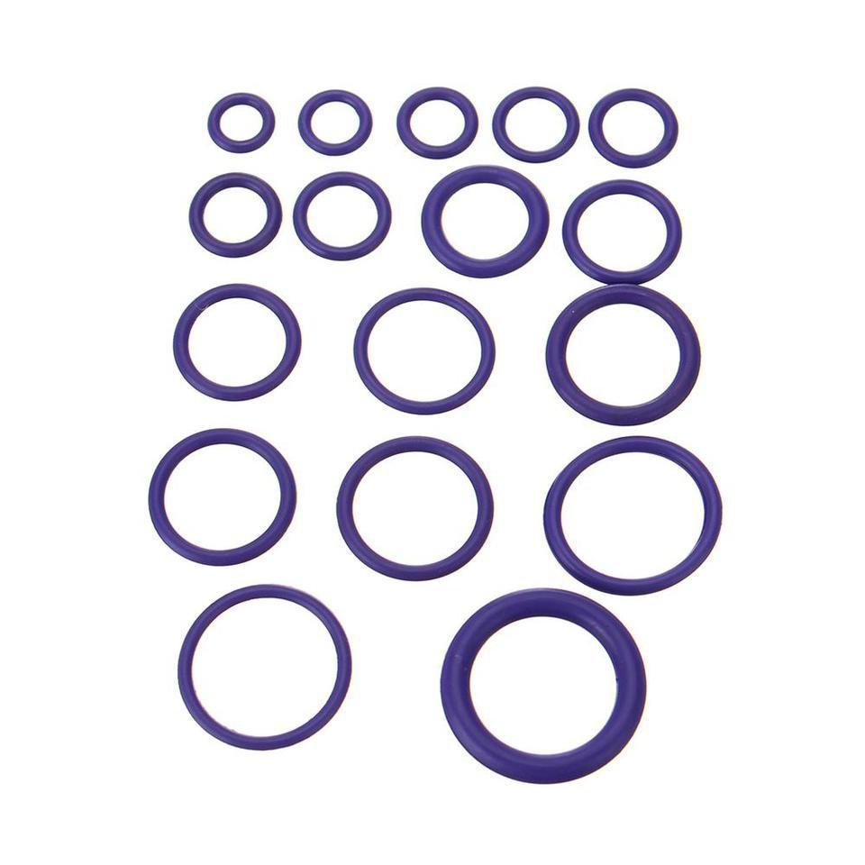 paquete de 50 Juntas t/óricas de caucho de nitrilo 8,84 mm OD 5,28 mm ID 1,78 mm de ancho junta de sellado m/étrica Buna-N