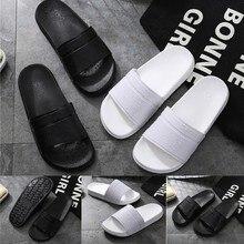38 # mujeres verano Vintage Sloppers zapatos mujer ducha piscina sandalia zapatillas suave Ultra ligero zapatillas de baño de alta calidad
