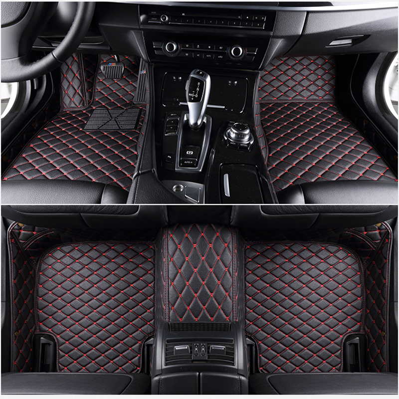 Ford Mondeo 2012-2014 New Ford Clip Tailored Floor Car Mats Carpet //Rubber