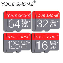 Carte mémoire Microsd haute vitesse 256 go 128 go 64 go EVO U3 80 mo/s carte micro sd 32 go 16 go classe 10 UHS-1 carte micro sd flash mini tf(China)