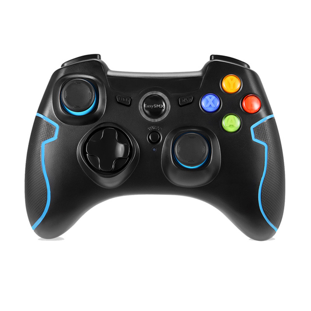 2.4G Wireless ESM 9013 Gamepad Game joystick Controller Fit for PC Windows For PS3 TV Box Android Smartphone