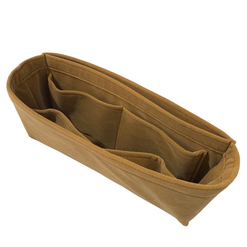Для vanity pm сумка Органайзер шейпер Высококачественная бархатная