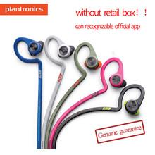 Plantronics Backbeat FIT2/Fit 2100 In Ear Headset Bluetooth Stereo Comfort-Fit Tips Controles Vocht Resistants For A Smartphone