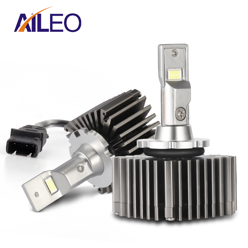 Non-destructive Installation Error Free canbus D1S LED D1R D3S D3R Car Headlight Bulb 50W For Volkswagen Audi Mercedes-Benz BMW