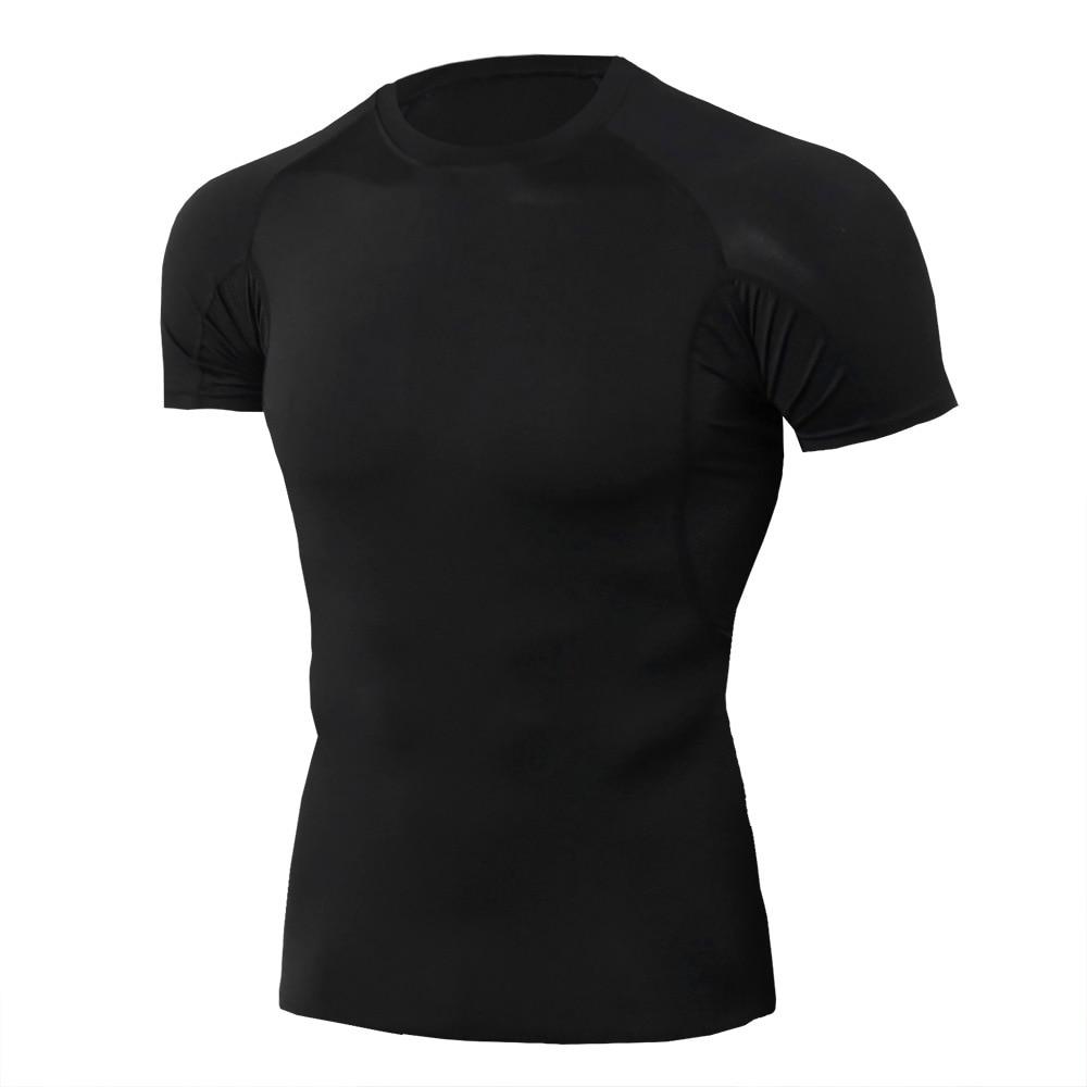 Camisa de compressão mma rashguard jiu jitsu,