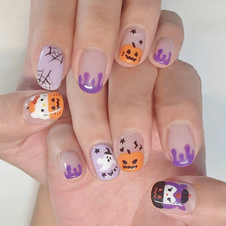 1 шт. Хэллоуин пластины для штамповки ногтей Череп кости тыквы шаблон изображения трафарет трафареты вампира инструменты JIBE/FB/XYS/XYE