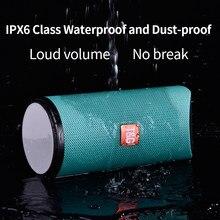 Głośnik przenośny Subwoofer bezprzewodowy głośnik Xtreme zewnętrzny wodoodporny TG-113bluetooth