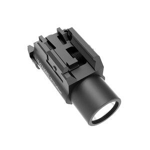 Image 3 - Drop Verzending Laserspeed LS CL2 R Red Beam Laser Sight En Tactische Zaklamp Combo Voor Pistool Met Strobe Light