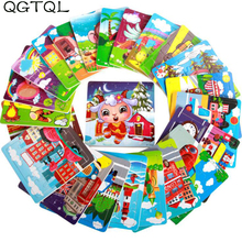 9/20 Slice Kids 3D Puzzle Toy Cartoon Animals and Vehicle Wooden Puzzles Jigsaw Baby Educational Learning Toys for Children Gift kids children baby montessori wooden shadow matching insert boards toy jigsaw puzzles gift early learning developing toy