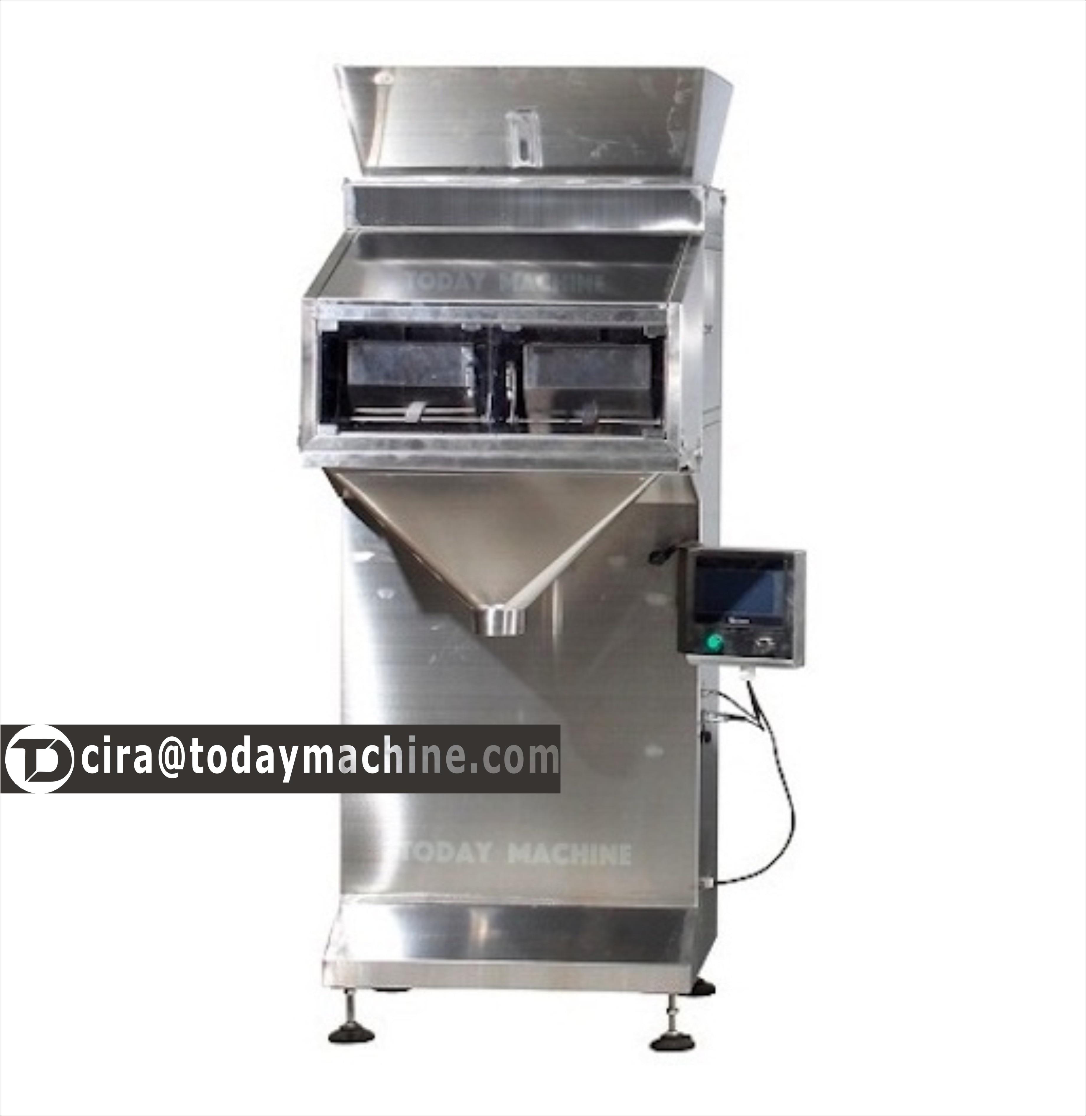 CBD Best Price 20-999g Large-scale Of Quantitative Machine, Semi Automatic Powder Filling Machine