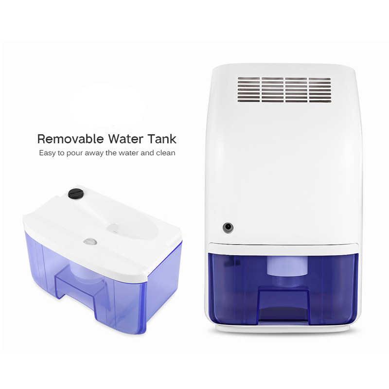 Invitop T8 700ml Luftentfeuchter Semiconductor Trockenmittel Feuchtigkeit Absorber Auto Mini Elektrische Luft Trockner Abnehmbare Wasser Tank