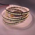 Светодиодный светильник, 1800лм/м, высокий CRI 80+, 5 м, 1200 светодиодный светодиод 2835, 12 В, 24 В, гибкий светодиодный светильник 240 светодиодов/м, белы...