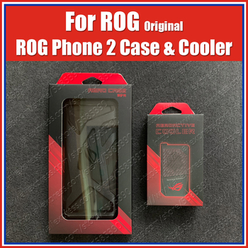 Stock Active Cooler II Cooling Fan For ASUS ROG Phone 2 Case global Official Original Accssorios