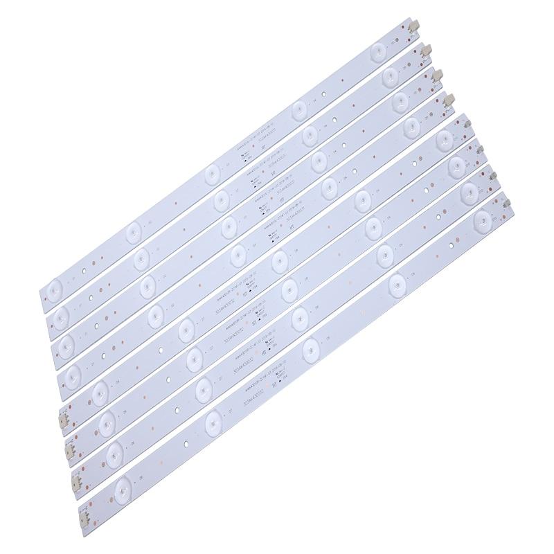 LED Backlight Strip For Led-43b550 LCD Backlight Strip AHKK43D10R/ L-zc14f-03 303AK430032