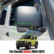 Einstellbaren Weitwinkel Hinten Seite Spiegel Ansicht Hilfs Blind Spot für 2018 2019 2020 Suzuki Jimny JB64 JB74 Zubehör