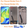 """6.53"""" Original Display For Xiaomi Redmi Note 9 M2003J15SG LCD Touch Panel Screen Digitizer Assembly For Redmi 10x 4G Note9 LCD"""