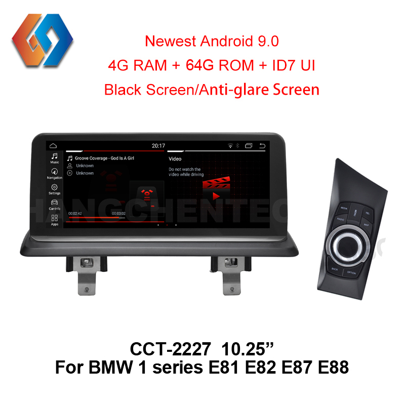 64G <font><b>Android</b></font> <font><b>9.0</b></font> Car Touch Screen For <font><b>BMW</b></font> 1 Series <font><b>E87</b></font> GPS Multimedia Auto Radio Bluetooth WiFi Steering Wheel Control Stereo 27 image