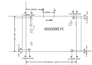 Image 3 - Pcb800168 אחת HDMI כונן לוח HDMI כדי TTL Pinboard 7 אינץ 8 אינץ 9 אינץ LCD כונן צלחת