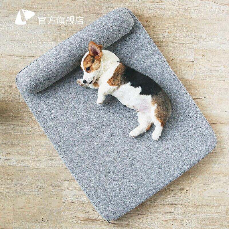 Гнездо для домашних животных, маленький средний большой коврик для собак, кошек, теплая зимняя кровать для собак, кровати для собак, маленьк