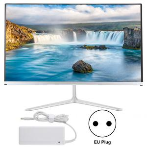Plane K 21.5'' All In One Computer Desktop 1920*1080 wireless WiFi PC B840/ I7-2620M/I7-2630QM CPU For Normal Office EU 100-240V(China)