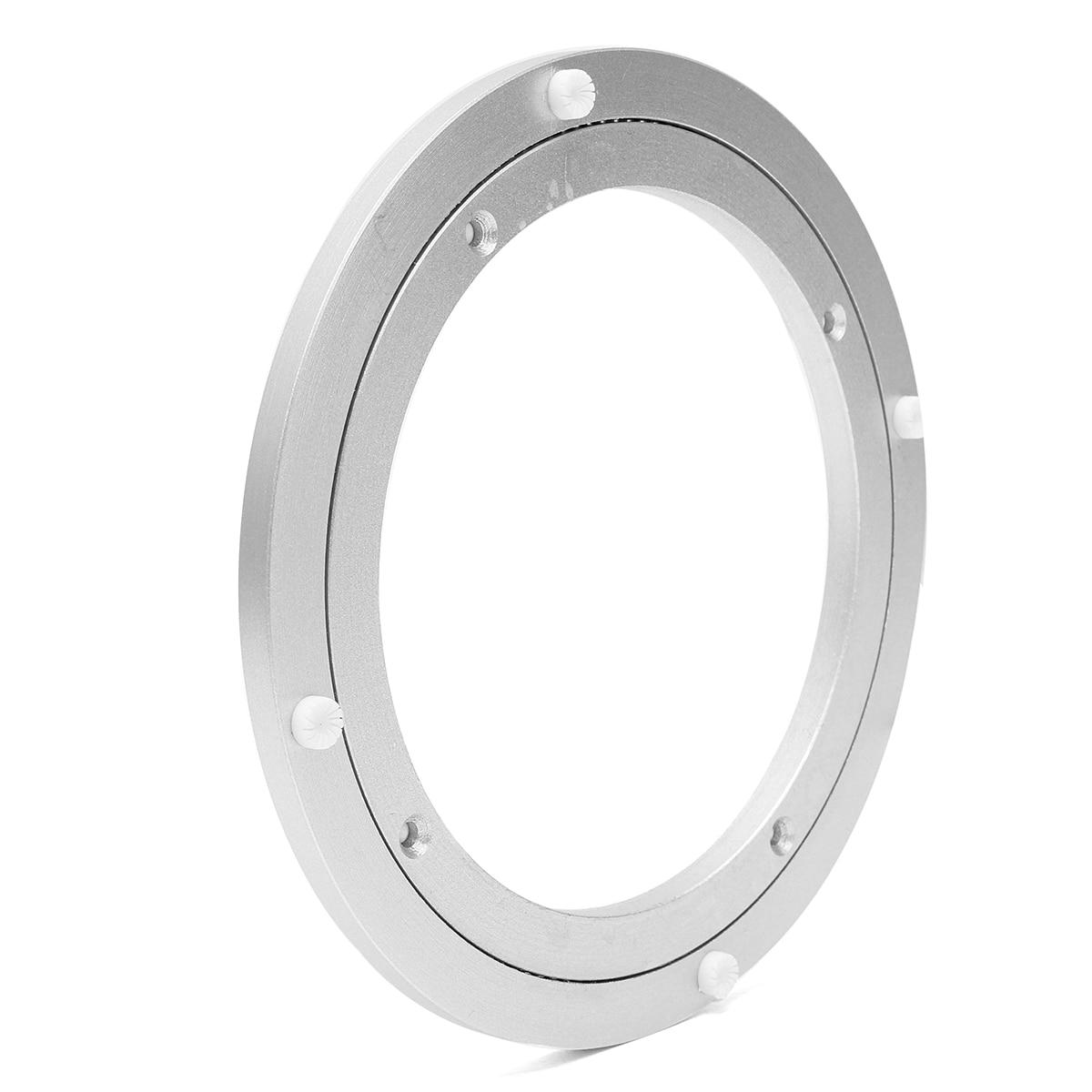 Aluminum 200mm 8/'/' Dining-table Turntable Bearings Swivel Home Hardware Loads