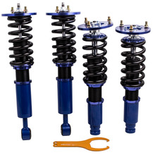 Coilover Kit Coilovers Per Mitsubishi Eclipse 1995-1999 2ND Gen Shock Puntoni