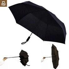 Youpin WD1 Automatic Rainy umbrella Pocket Sunny Rainy Summer Aluminum Windproof Waterproof UV Parasol Sunshade for Man Woman