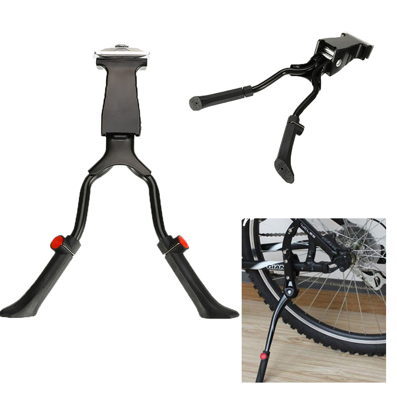 Bicycle Equipment Accessories Mountain Bike Foot Support Convenient Rack Bracket