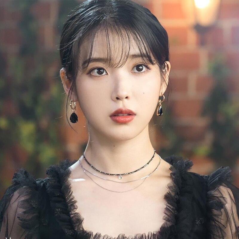 Женские серьги подвески со звездами mengjiqiao новые корейские