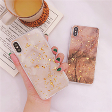 phone cases for iPhone XR XS Max X soft TPU cover for iPhone 7 8 6 6s Plus Luxury Gold bling Glitter Case for iphone 8 plus цена и фото
