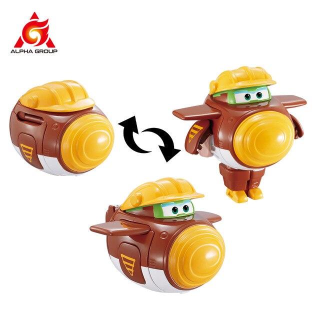 Фото трансформирующая игрушка «супер крылья» 5 видов катапульта мини цена