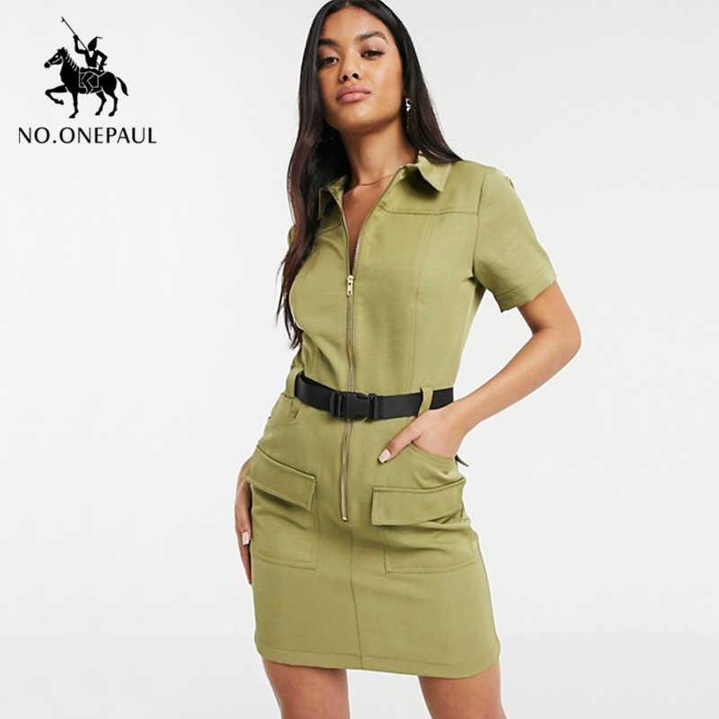 Geen. Onepaul Vrouwen Kan De Trend Comfortabele Effen Kleur Doek Met Merk Luxe Gesp Nieuwe Casual Outdoor Tactische Riem